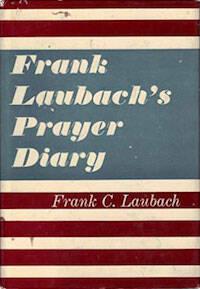 Portada de Diario de oración, de Frank Laubach.