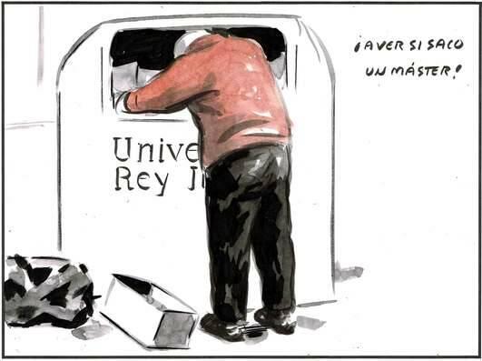 ,master universidad, master basura