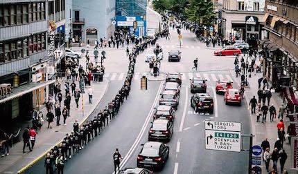 Caminando Por Libertad convoca a miles de personas en todo el mundo para denunciar la trata. / WalkForFreedom