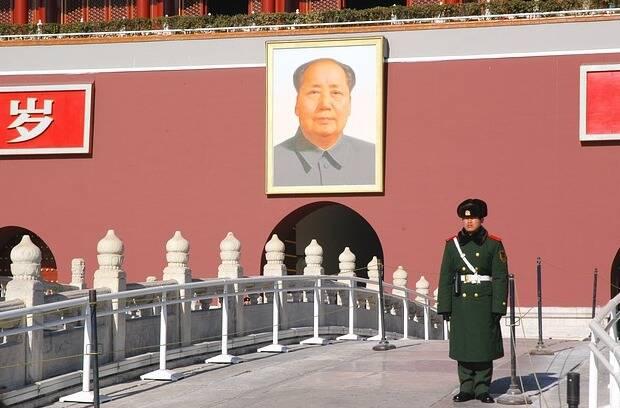 Un retrato de Mao Zedong, el líder histórico del comunismo en China. / Pixabay (CC0),