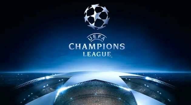 El logotipo de la Liga de Campeones, la máxima competición europea de fútbol. / UEFA,