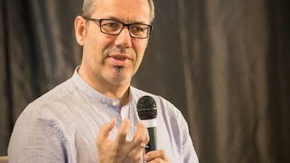El líder de M4 en Europa, Øivind Augland, en una conferencia. / M4 Europe