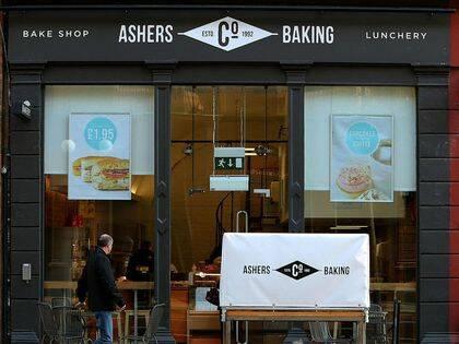 Una panadería de Ashers.