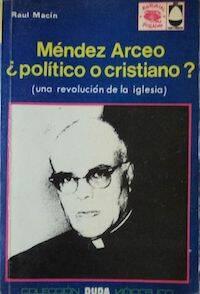 Libro de Raúl Macín sobre Méndez Arceo.