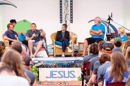En el encuentro también han habido menos de preparación y para compartir experiencias. / Christian Surfers