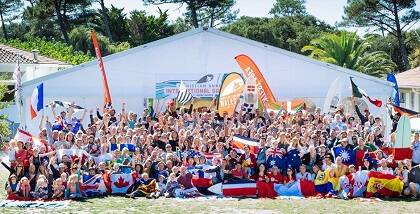 Foto de equipo del Encuentro Internacional Christian Surfers 2018. / Christian Surfers