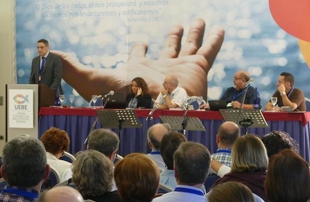 Momentos durante la 66 Convención de la UEBE, celebrada del 18 al 20 de octubre en Gandía. / UEBE,