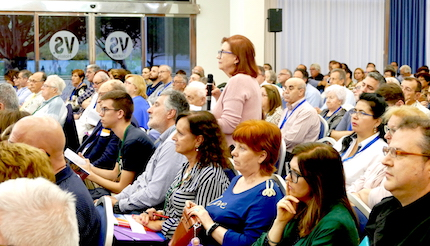 Momentos de participación y diálogo. / UEBE