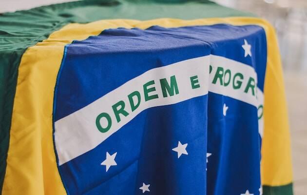La bandera de Brasil. / Rafaela Biazi, Unsplash CC,