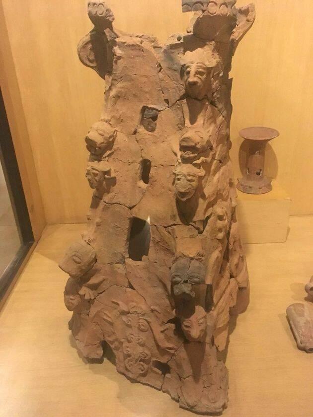 Altar a Asera, en el Museo Arqueológico de Estambul. / Marc Madrigal,