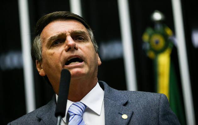 Jair Bolsonaro se convierte en el 38 presidente de Brasil. / Agência Brasil Fotografia, Flickr CC,