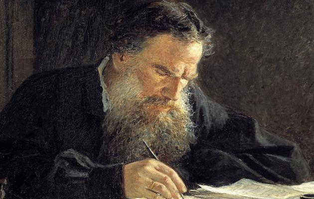 Retrato de Tolstoi en 1884, de N. Gue. / Wikimedia Commons,