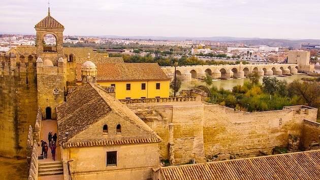 Perspectiva de la ciudad de Córdoba. / Pixabay (CC0),