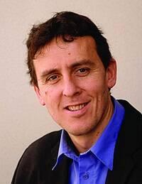 Richard Cunningham, editor del libro.