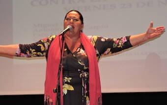 Jerez acogió un Festival de Flamenco contra la violencia de género
