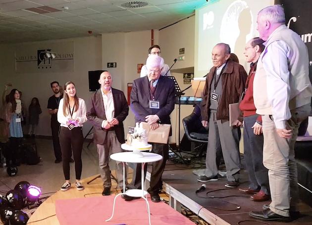 Stuart Park, Samuel Escobar, Pablo Martínez y David Burt fueron algunos de los entrevistados en la celebración por los 50 años de GBU. / Forum,
