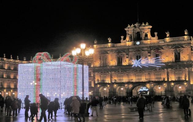 Salamanca iluminada. / Jacqueline Alencar,