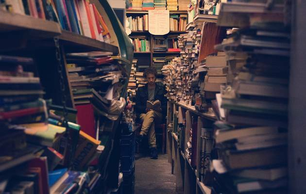 Oscar Chevillard, Unsplash,libros