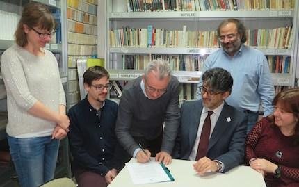 Jurado del premio: M.Borham, S. Sánchez, J. Sánchez, R. Lugilde, A.P. Alencart y R. Lagos. / J. Alencar
