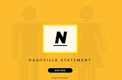 La declaración de Nashville se encuentra disponible en la web cbmw.org/nashville-statement.