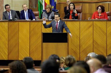Un momento del debate. / Junta Andalucía