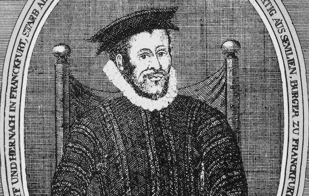 Casiodoro de Reina ha concentrado gran parte del estudio del académico Arthur Gordon Kinder.,