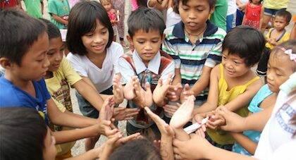 En Filipinas, ahora un niño de 9 años puede ser acusado de un delito penal. / NCCP