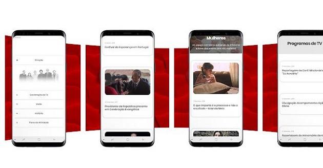 La aplicación está disponible para Android y iOS. / AEP,