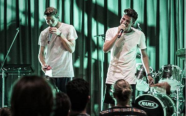 Los O'Bros en un concierto. / Instagram obros_official,
