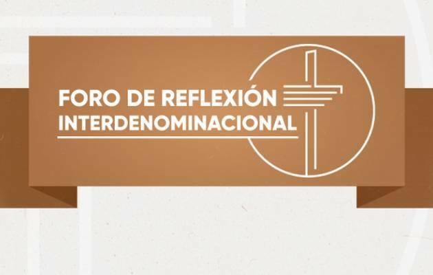 Logo del Foro,identidad evangélica, Foro Ferede
