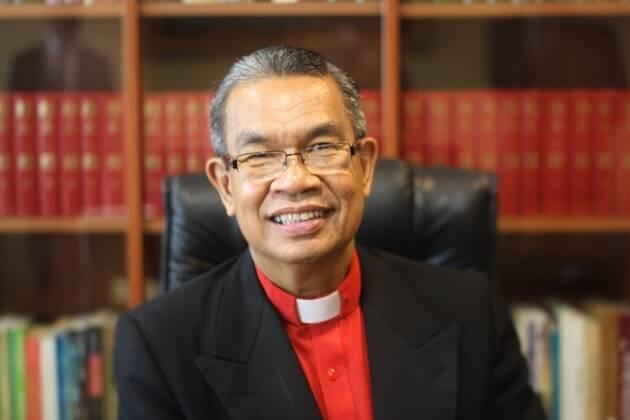 El secretario general de la Alianza Evangélica Mundial, el obispo Efraim Tendero. / Joel Forster, Evangelical Focus,