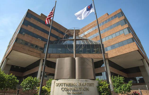 Sede de la Convención Bautista del Sur. / Baptist Press,
