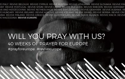 El proyecto consiste en orar por 40 países entre febrero y diciembre.