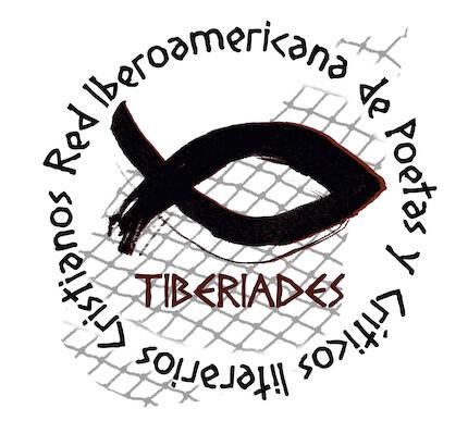 Logo de Tiberíades, creado por el pintor Miguel Elías.
