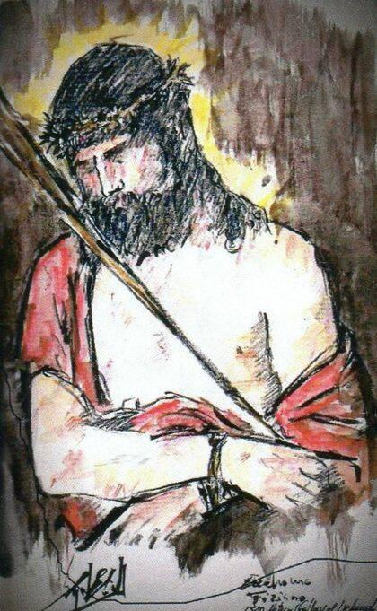Cristo, de Miguel Elías.