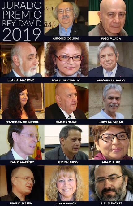 Se convoca el Premio Rey David de Poesía Bíblica Iberoamericana