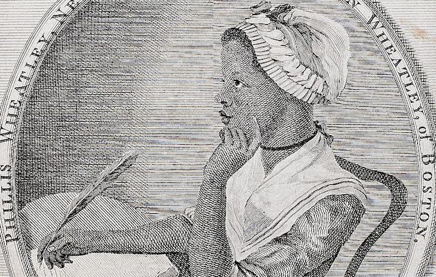 Retrato de Phillis Wheatley. / Wikimedia Commons,