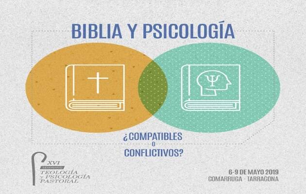 Cartel del XVI Seminario de Teología y Psicología pastoral. / AEE,