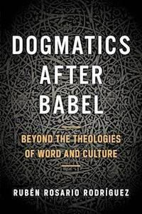 Portada de Dogmática después de Babel.
