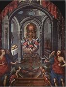 Sancta Sanctorum. / Anónimo