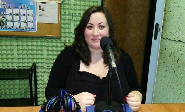 La escritora Noa Alarcón.,