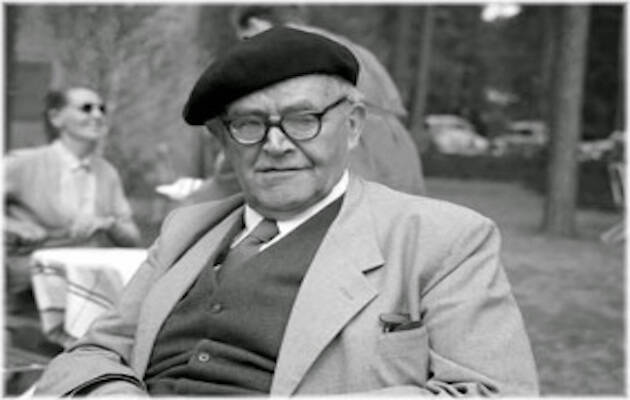 Karl Barth.,