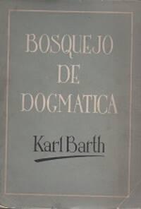 Portada de Bosquejo de Dogmática.