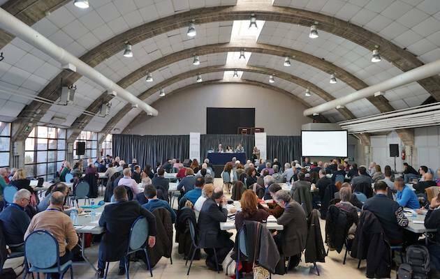 El Foro de Reflexión Interdenominacional de Ferede reunió a 134 pastores y líderes. / M. Gala,