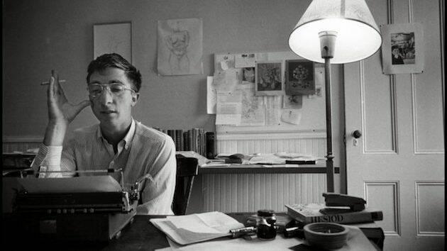 John Updike.,
