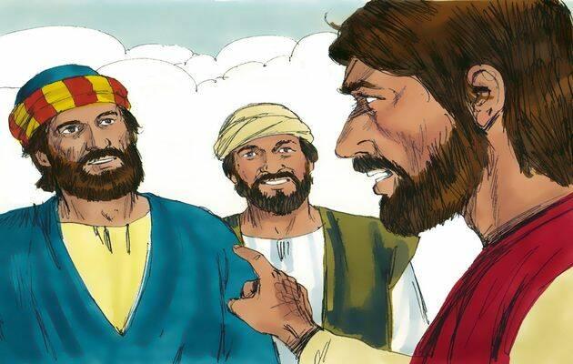 Jesús sugierea Pedroque bogue mar adentro. / Free ible Images (CC),