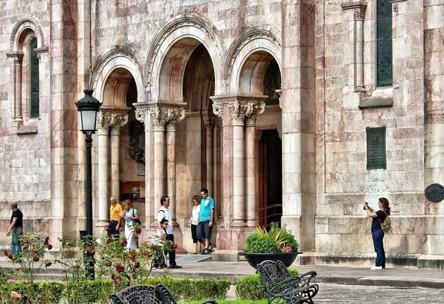 Una iglesia en Asturias. /Pxhere,