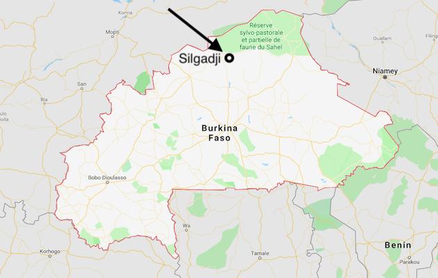 El ataque se ha producido en la localidad norteña de Silgadji. / Google Maps,