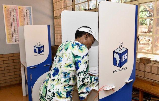 Más de 20 millones de sudafricanos están llamados a las urnas este 8 de mayo. / Twitter @myanc,