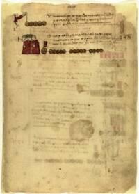 Primera página del códice Sierra original.